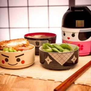 Idea regalo Porta Pranzo Kokeshi Bento – Maiko