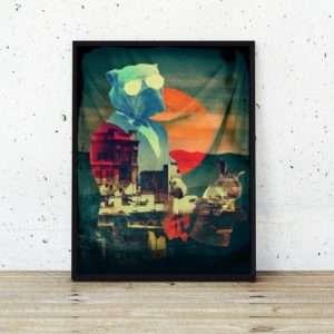 Idea regalo Poster Abracadabra di Ali Gulec
