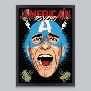 Idea regalo Poster Captain Psycho Di Butcher Billy