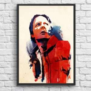 Idea regalo Poster Marty di Robert Farkas a 24 €