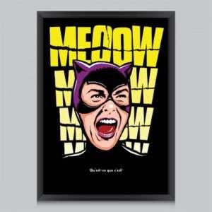 Idea regalo Poster Psyco Cat Di Butcher Billy