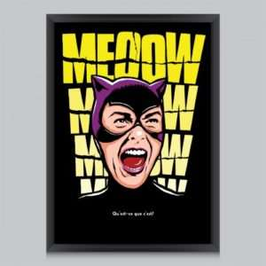 Idea regalo Poster Psyco Cat Di Butcher Billy a 24 €