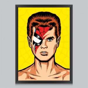 Idea regalo Poster Spiders From Mars Di Butcher Billy a 24 €