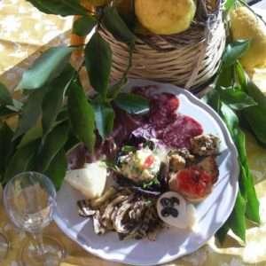 Idea regalo Degustazione di prodotti tipici in agriturismo – Vico Equense, Napoli a 15 €