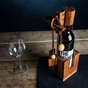 Idea regalo Puzzle Bottiglia intrappolata