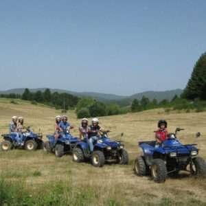 Idea regalo Escursione in quad al Lago Ariamacina – Sila, Calabria a 90 €