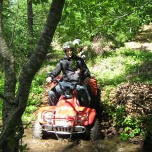 Idea regalo Escursione in quad per esperti – Sila, Calabria a 80 €