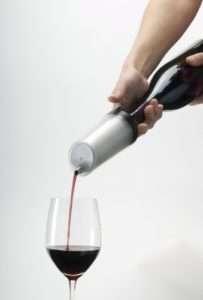 Regalo Raffredda-vino istantaneo con termometro
