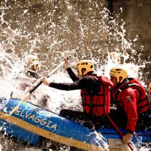 Idea regalo Discesa classica di rafting in Valle d`Aosta