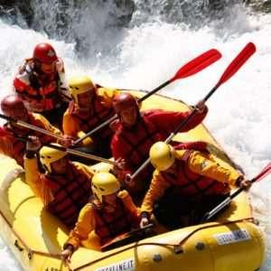 Idea regalo Discesa rafting – Alta Valsesia