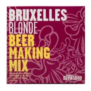 Idea regalo Ricariche Brooklyn Brew – Bruxelles Blonde