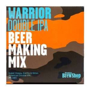 Idea regalo Ricariche Brooklyn Brew – Warrior Double IPA
