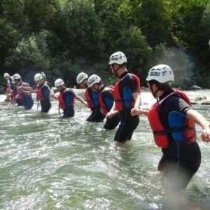 Idea regalo River Trekking – Lago di Garda a 35 €