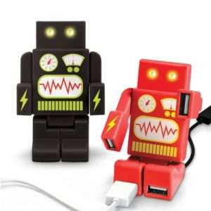 Idea regalo Apparecchio multi-presa – Robot Hub 2000
