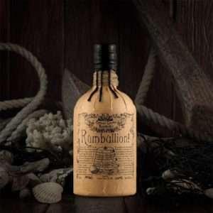 Idea regalo Rumbullion! Rum con vaniglia e arancia a 54 €