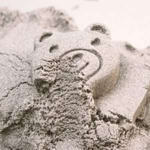 Idea regalo Sabbia Cinetica – argento a 29 €