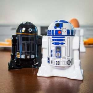 Idea regalo Sale e Pepe R2D2 & R2Q5 Di Star Wars