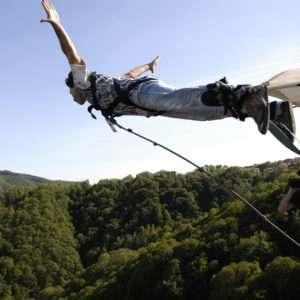Idea regalo Bungee Jumping a Veglio – Piemonte
