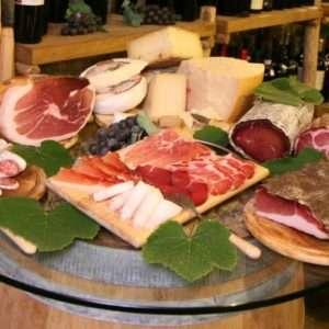 Idea regalo Degustazione vini e tagliere misto per 4 – Como a 65 €