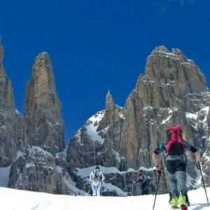 Idea regalo Gita di sci alpinismo per principianti – Madonna di Campiglio
