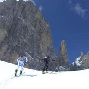 Idea regalo Giornata di sci alpinismo per due persone | Madonna di Campiglio