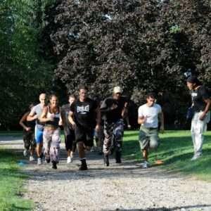 Idea regalo Sei sessioni di allenamenti fitness – Milano