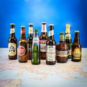Idea regalo Set Birre Regalo Viaggio in Europa  EM Edition