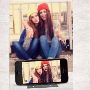 Idea regalo Set bluetooth selfie deluxe