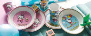 Regalo Set per la pappa – Hello Kitty
