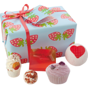 Idea regalo Set saponi – Fragola