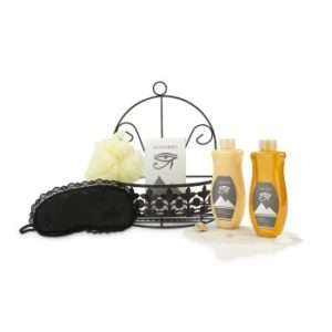 Idea regalo Set regalo benessere Oro regale