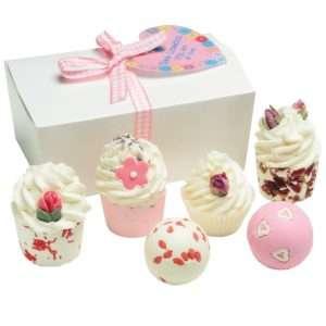 Idea regalo Set da bagno Amore