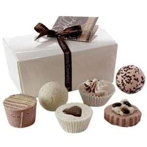 Idea regalo Set da bagno cioccolato