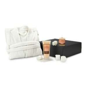 Idea regalo Set regalo benessere Dark Luxury