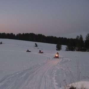 Idea regalo Escursione in quad sulla neve – Sila, Calabria