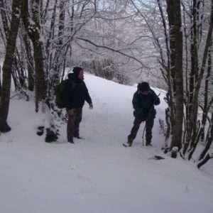 Idea regalo Corso di sopravvivenza sulla neve – L`Aquila a 200 €