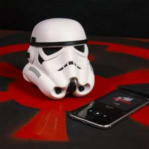 Idea regalo Speaker Bluetooth Stormtrooper di Star Wars a 64 €