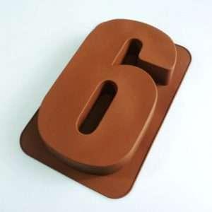 Idea regalo Stampi Per Dolci A Forma Di Numeri – 6