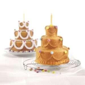 Regalo Happy Birthday – Stampo per torta