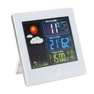 Idea regalo Stazione meteo con orologio digitale