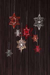 Regalo Stelle decorative – Star 3D