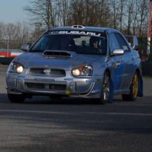 Idea regalo Guida un`auto da rally al Circuito Valle del Liri – Frosinone