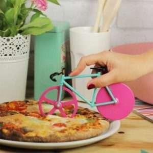 Idea regalo Taglia Pizza Bicicletta a 17 €