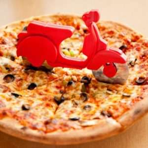 Regalo Rotella taglia pizza Scooter