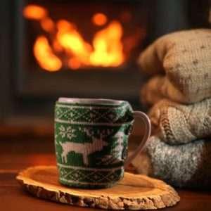 Idea regalo Tazza col maglione di Natale
