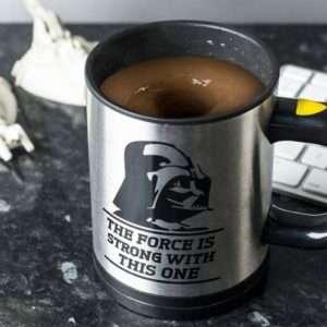 Idea regalo Tazza Star Wars Auto Mescolante