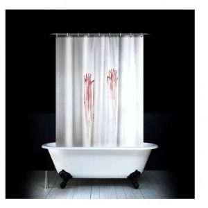 Regalo Tenda per doccia Bagno di sangue
