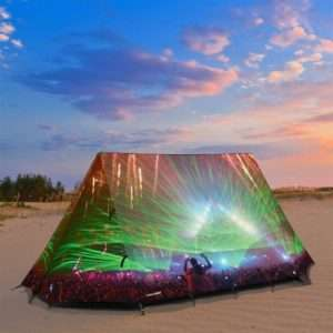 Idea regalo Tende da campo FieldCandy – Ultra (Laser) a 299 €