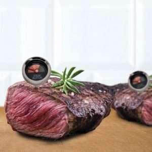 Idea regalo Termometro da bistecca  set da 2