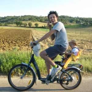 Idea regalo Escursione con bici elettrica – Perugia a 80 €